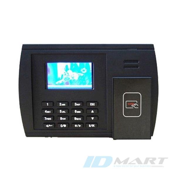 máy chấm công thẻ từ RONALD JACK S550