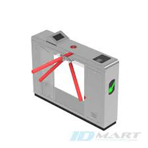 cong xoay 3 cang tripod turnstile s406